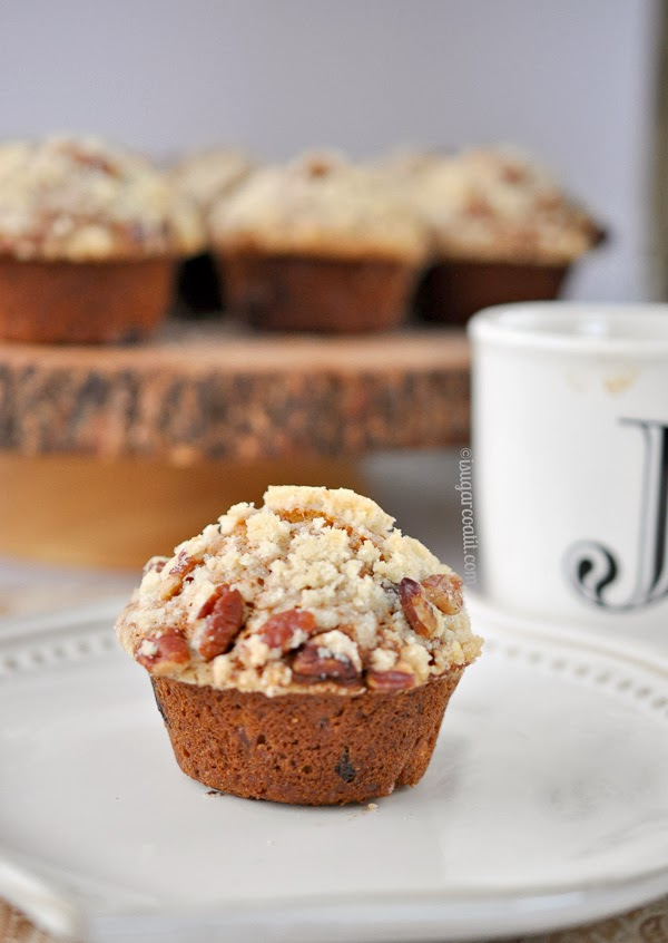 ... Crunch Muffin Monday morning to ya! Grab a cuppa and let's dig in